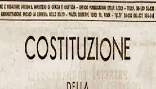 """""""TRE ITALIANI SU QUATTRO CONTRO LA RIFORMA"""", EURISPES METTE SULL'AVVISO IL PRESIDENTE DEL CONSIGLIO"""