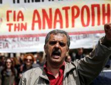 Grecia, mentre il governo tratta con i creditori è rivolta contro la legge che toglie la pensione a chi ha debiti fiscali