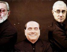 """Caro Berlusconi, le """"pulizie dei cessi"""" te le facevano gli amici e le figlie di Mangano"""