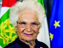 Login Liliana Segre: «La democrazia finisce piano piano»