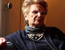 Respingere la tentazione dell'indifferenza: il primo intervento al Senato di Liliana Segre