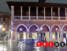Emergenza Clima: a Venezia sta già succedendo quello che capiterà in tutto il mondo, quando centinaia di città saranno sommerse dall'acqua