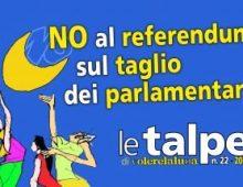 Appello per il referendum. No alla grande menzogna